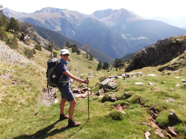 Pyrenees self-guided walking holiday, Andorra