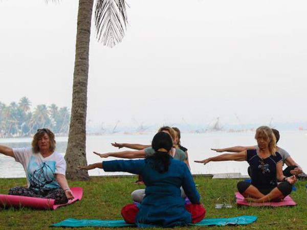 Kerala Ayurveda & Yoga holiday, India