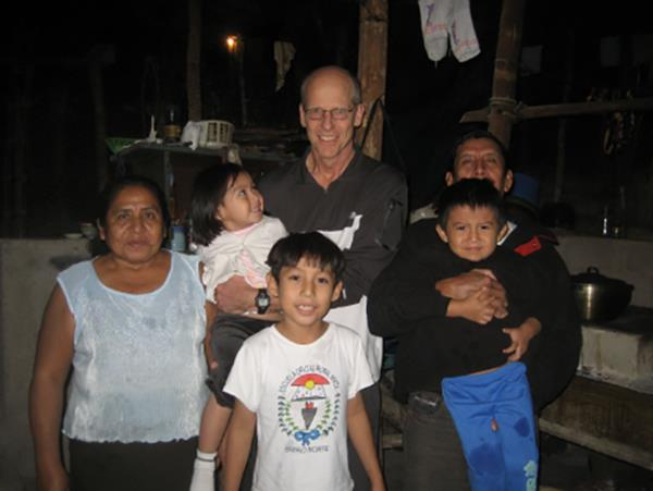 Guatemala homestay accommodation
