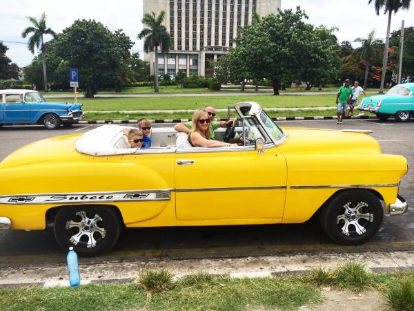 Exciting Cuba family holiday, for all ages