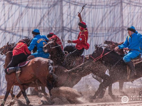 Kyrgyzstan & World Nomad Games Sep 2018