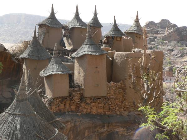 Festival on the desert, tour in Mali