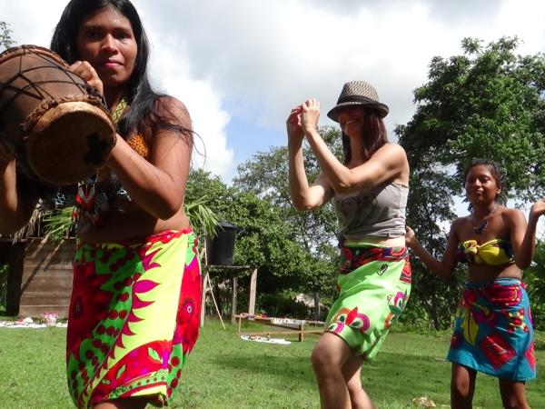 Indigenous cultural tour of Panama