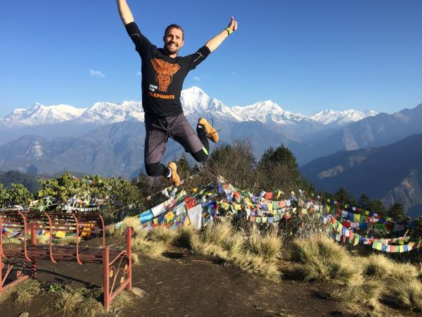 Nepal volunteering and trekking adventure holiday