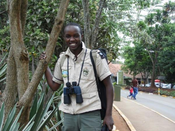 Birding holiday in Kenya
