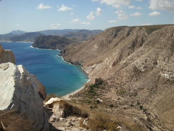 Cabo De Gata National Park guided walking holiday