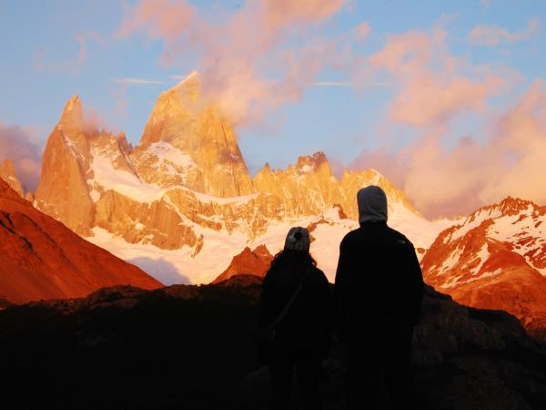 Fitz Roy Patagonia trekking holiday
