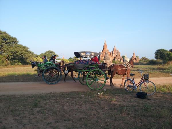 Myanmar 10 day small group tour
