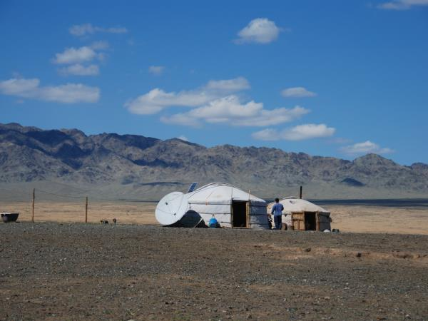 Mongolia Gobi Desert insight tour