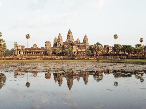 Cambodia, Laos and Thailand, Mekong adventure