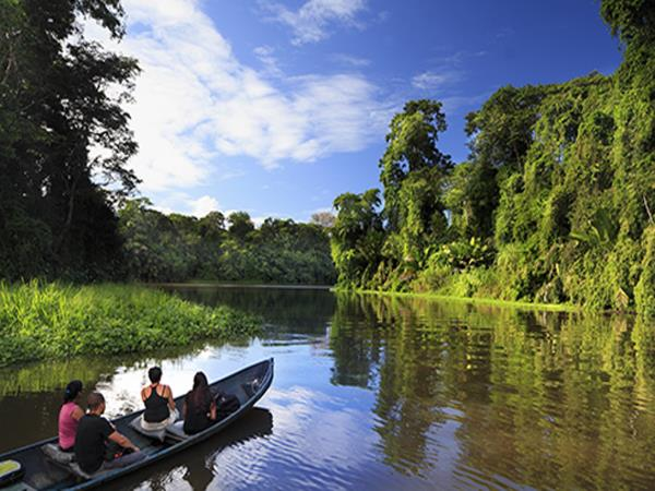 Costa Rica nature adventure tour