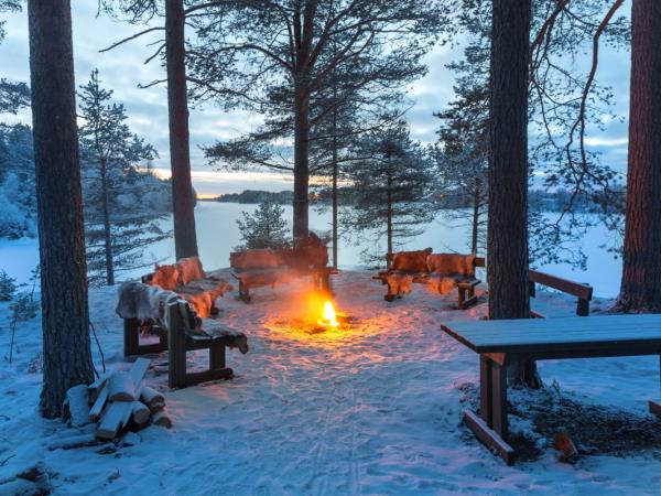 Helsinki and Rovaniemi Christmas holiday with Santa