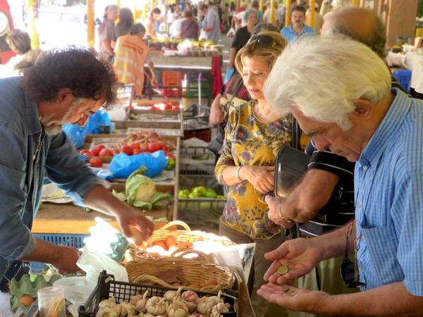 Nutritional food holiday in the Peloponnese