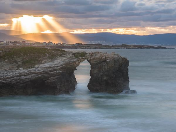 Northern Spain photography holiday, wild seascapes