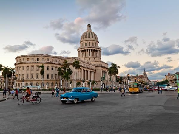 Short Cuba trip, a long weekend in Havana