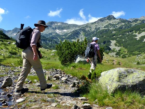Bulgaria self-guided walking holiday