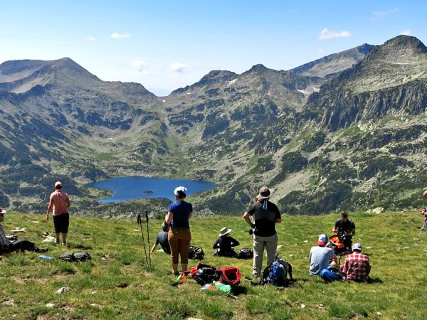 Bulgaria trekking holiday, guided
