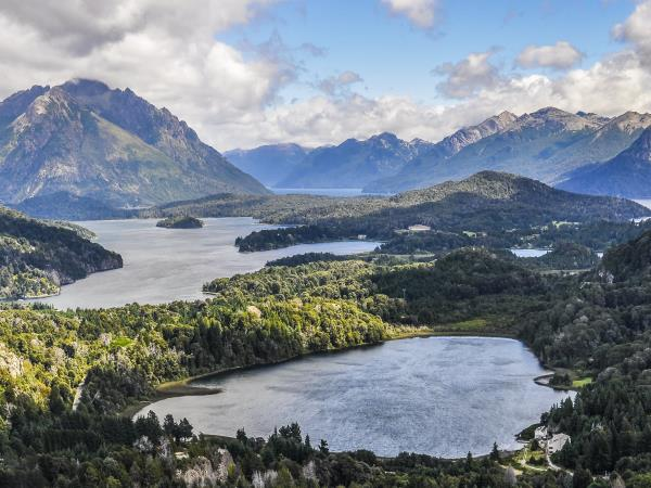 Bariloche kayaking holiday in Patagonia