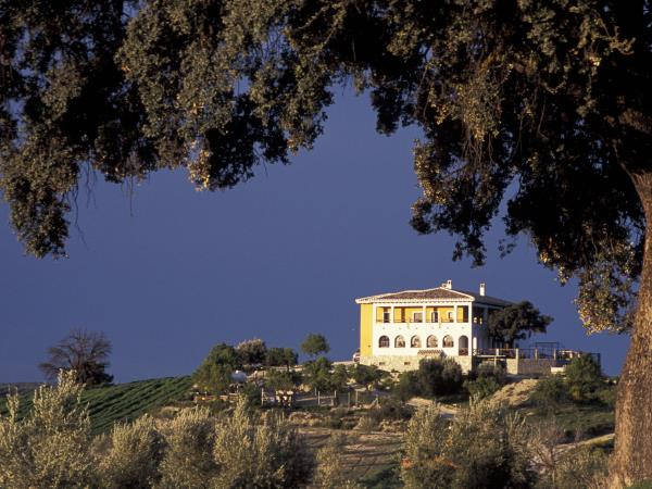 Writers retreat in Andalucia, Spain