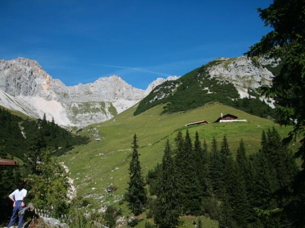 Austrian Tyrol walking holiday, self guided