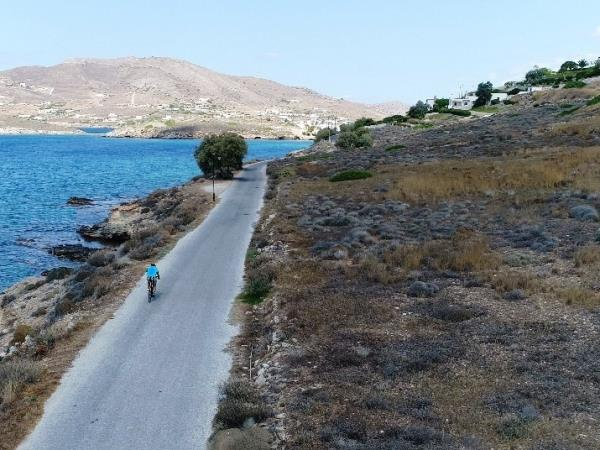 Western Crete cycling holiday
