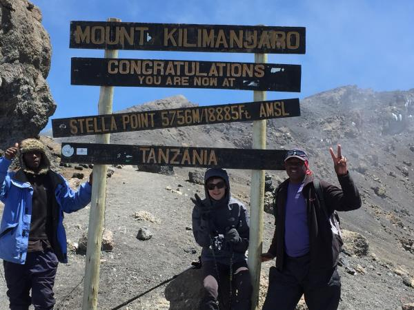 Climb Kilimanjaro 8 day Machame route