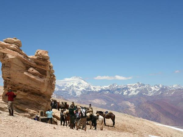 Horse riding and trekking in Argentina