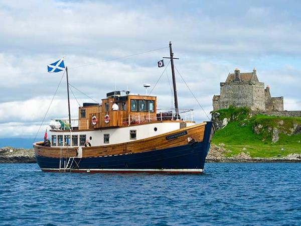 Hebrides short break cruise, Scotland