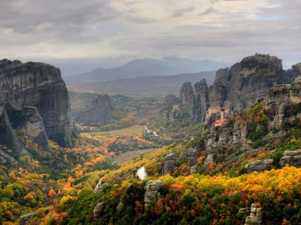 Mount Olympus and Meteora Walking holiday, Greece