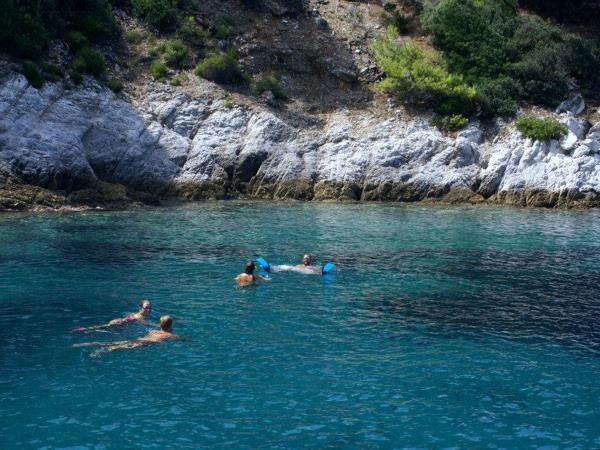 Family activity holiday in the Pelion Peninsula, Greece