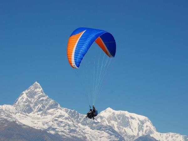 Nepal activity holiday, small group