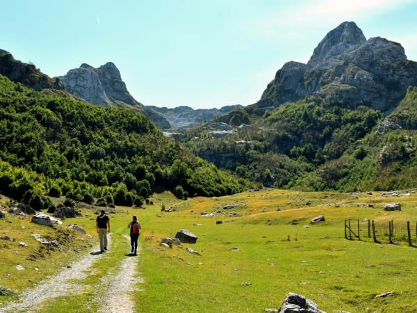 Walking holiday in Montenegro