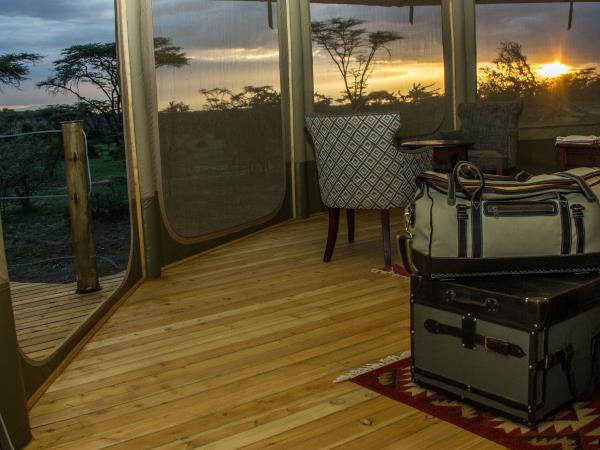 Masai Mara luxury camp holiday, Kenya