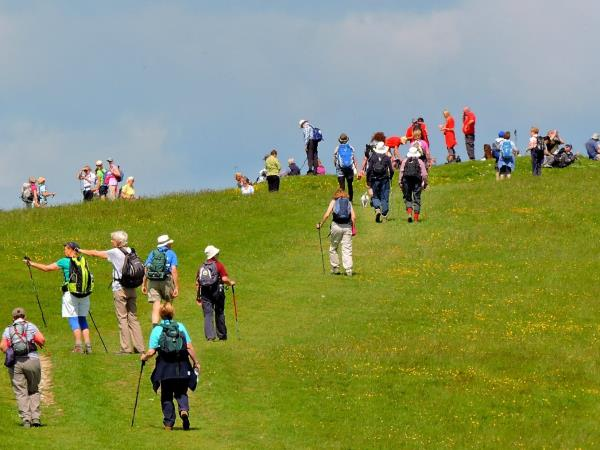 South Downs Way National Trail Walk
