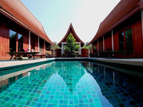 Northeast Thailand villa accommodation
