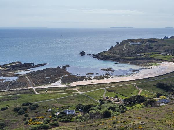 Alderney holiday cottage in the Channel Islands, UK