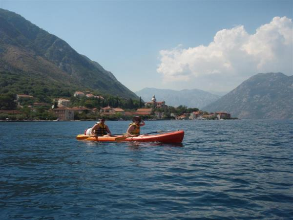 Montenegro family activity holiday