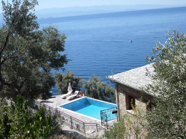 Holiday house and yoga retreat venue, Lefokastro Greece