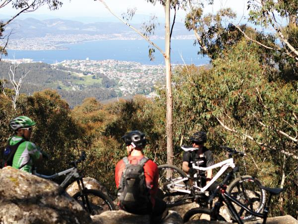 Tasmania self guided cycling holiday, Australia