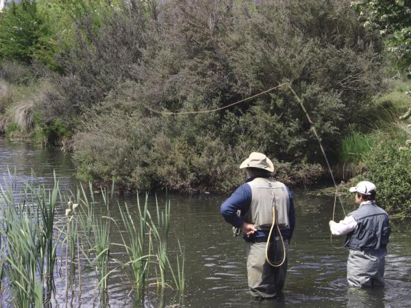 Tasmania fishing holiday