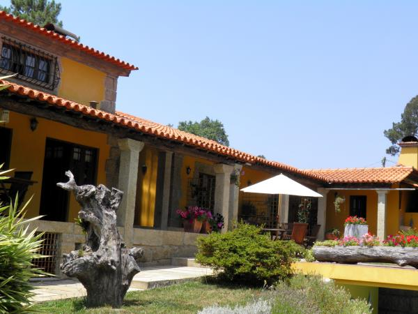 Valongo guesthouse near Porto, Portugal