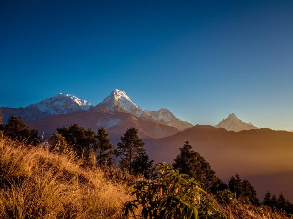 Khopra Community trek in Nepal