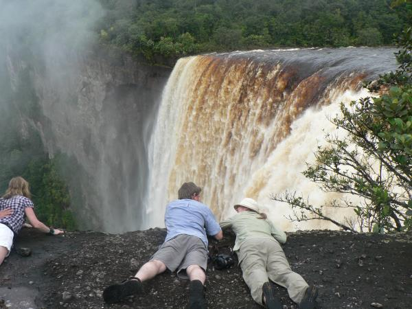 Guyana trekking holiday
