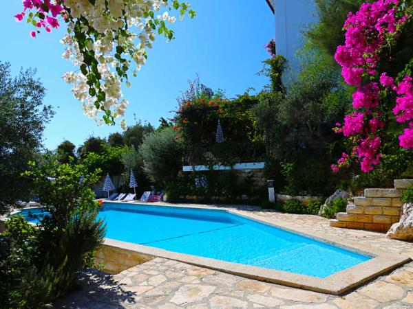 Villa holiday in Kas, Turkey