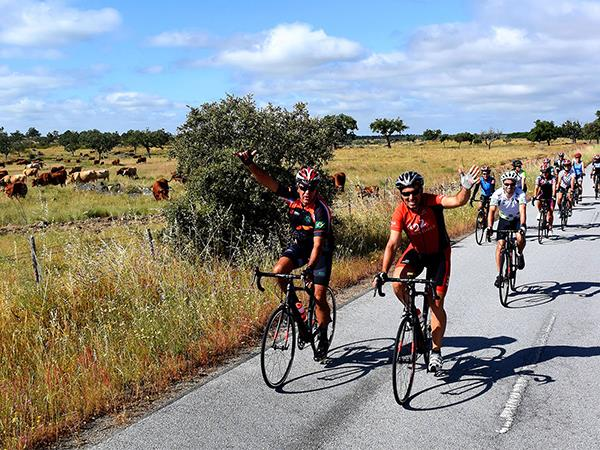 Alto Alentejo cycling holiday in Portugal, self guided