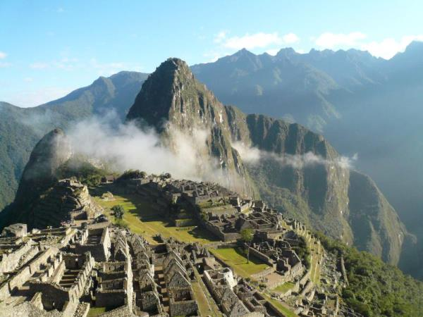 Luxury Peru adventure holiday