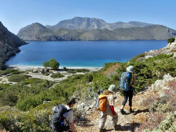 Karpathos and Rhodos walking & cultural holiday, Greece
