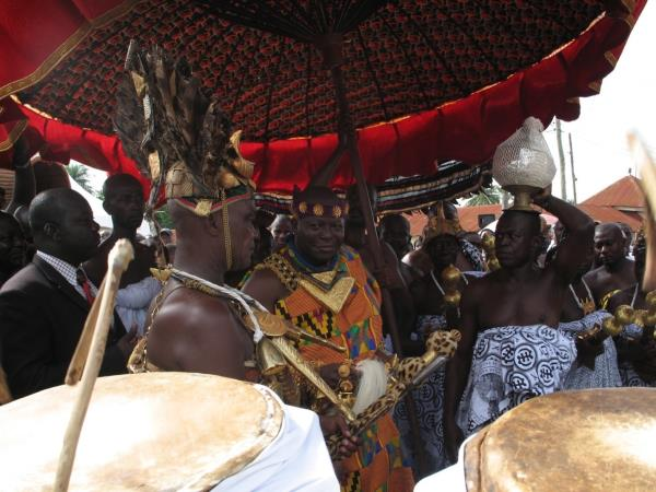 Panafest festival holiday in Ghana