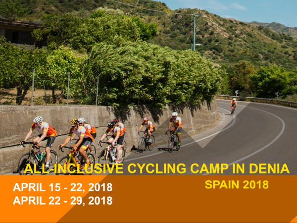 Costa Blana cycling camp