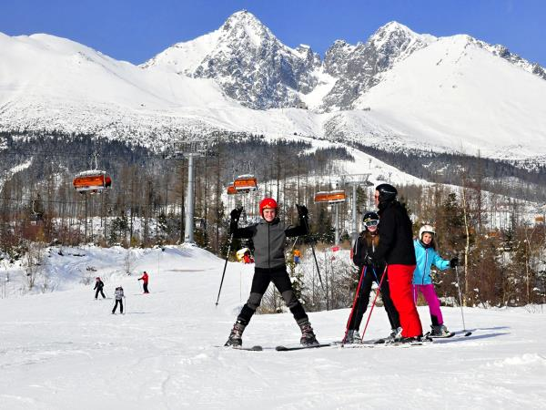 Slovakia family activity holiday